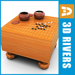 3ds max table games chinese