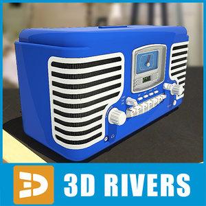 maya retro radio