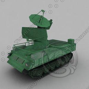 3d russian radar sa6