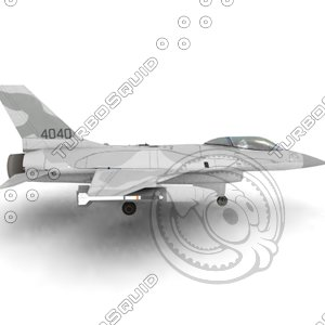 3d model f16 f 16