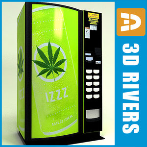 3ds weed vending machine