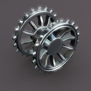 free max mode mechanical wheel