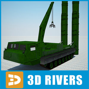 3d anthey-2500 rocket launcher