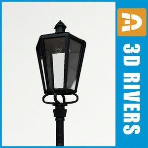 3ds max street light streetlights