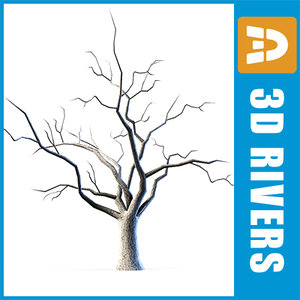 3ds trees naked