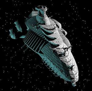 maya newark class capital ship