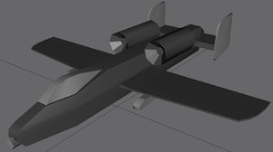 free 10 warthog 3d model