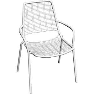 maya outdoor armchair
