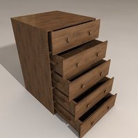 xpresso drawers 3d c4d