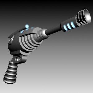 firelance alien weapon max