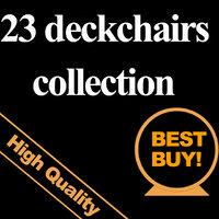 23 3d deckchairs