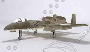 3d model a10 10