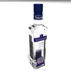 ma vodka parliament