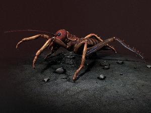 bug weta new 3d ma