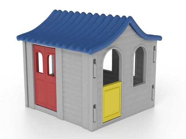house children xalingo 3D model
