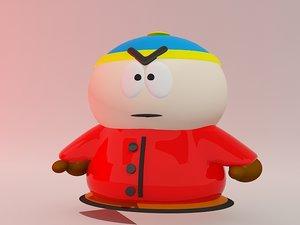 3dsmax eric cartman