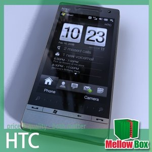 3ds htc touch diamond 2