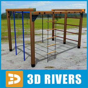 jungle gym 3d ma