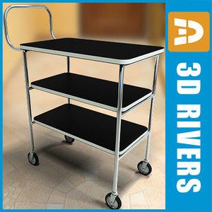 room service cart max