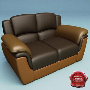 3ds max sofa v40