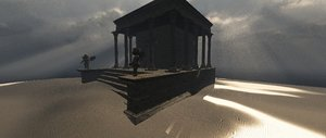 building house 3d max