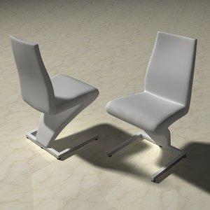 lightwave plastic metal chair