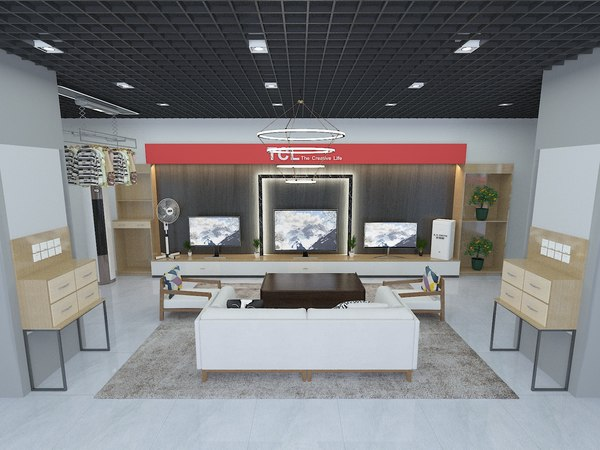 3D tcl store
