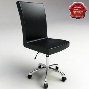 maya office chair v2