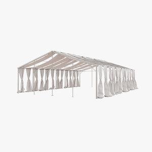 3D event tent v3
