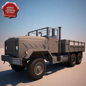 max m923 transport truck v2