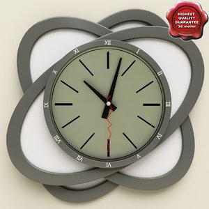 lightwave wall clock v2
