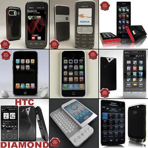 3d phones v6