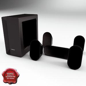3d speaker samsung ht-x20r v2