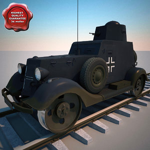 wg 202 german ww2 c4d