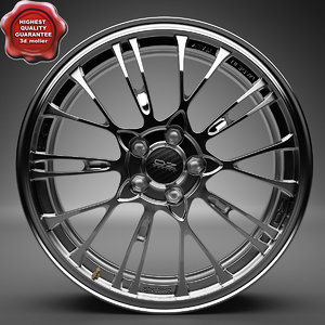 3ds max auto wheel trim oz