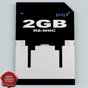 memory card rs mmc max