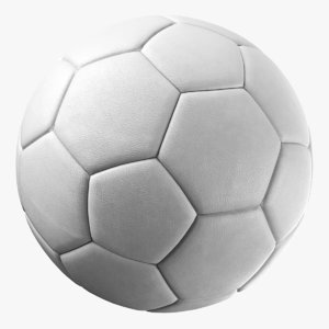 generic soccer ball model