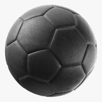 generic soccer ball 3D