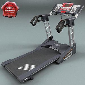 treadmill v3 3d model