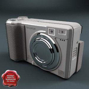 fujifilm finepix e550 3d 3ds