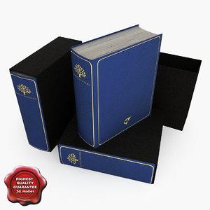 3d books v6