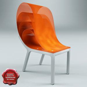 catacaos chair 3d model