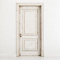 Old classic door 003