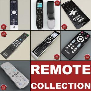 remotes v3 max
