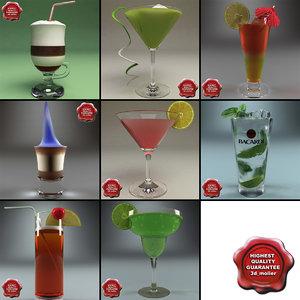 c4d cocktails v3