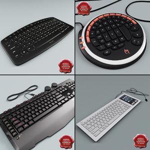 3d keyboards v4