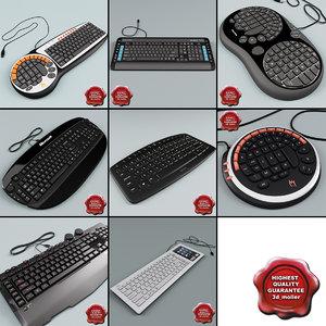 3d keyboards v6