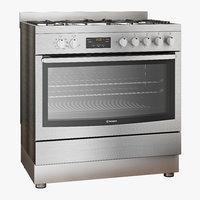 kitchen appliances 3D