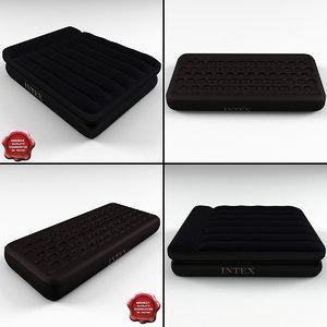 air beds 3d model