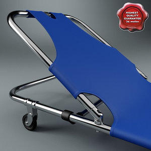 3d folding stretcher wjd1 2c model